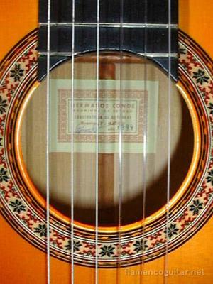 コンデ・エルマノス 1999 ホール