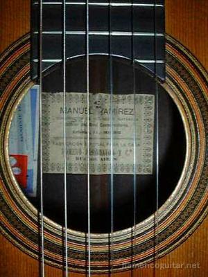 マヌエル・ラミレス 1917 ホール